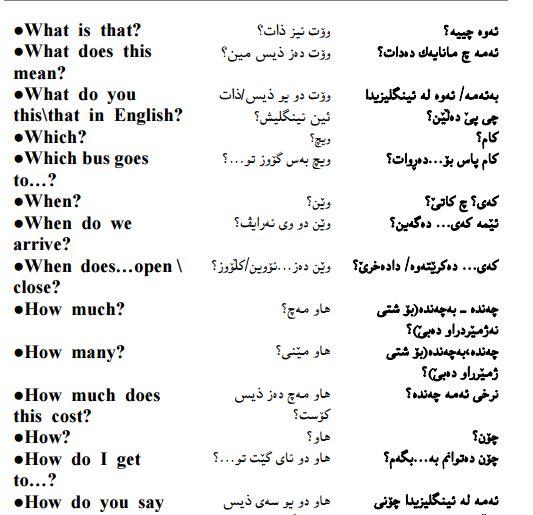 Photo of پەرتوکی ئینگلیزیی لە سەفەردا بۆ فێربوونی زمانی ئینگلیزی